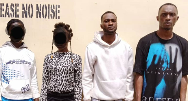 16-Year-Old Girl Connives With Boyfriend To Fake Kidnap, Demands N500,000 Ransom