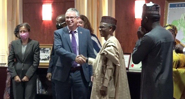 UK, Kaduna Govt Sign Accountability Framework For Socio-Economic Development