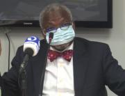 Forensic pathologist, Prof. John Obafunwa testified at the Lagos #EndSARS panel on June 5, 2021.