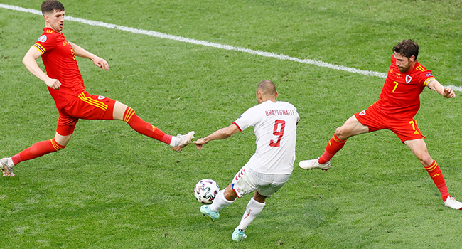 Denmark Outclass Wales To Reach Euro 2020 Quarter-Finals