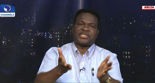 I Don't Know Why National Assembly Is Afraid Of Referendum – Ozekhome