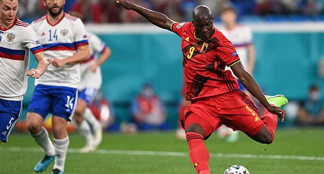Lukaku Urges Eriksen To 'Stay Strong' As Belgium Make Winning Start To Euro 2020