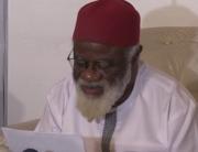 Chairman of the Igbo Elders Council in the Federal Capital Territory (FCT), Chief Chukwuemeka Ezeife, addressed journalists on June 11, 2021 in Abuja.