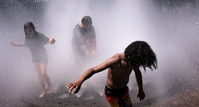 Canada, Northwest US Suffer Record Heat Forcing Schools To Close