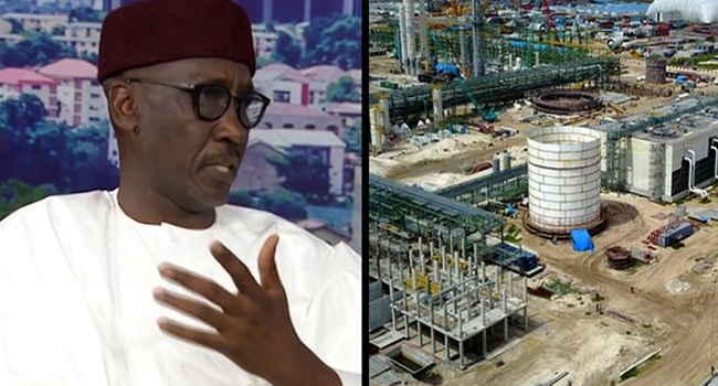 Why NNPC Is Borrowing To Acquire 20 Percent Equity In Dangote Refinery – Mele Kyari