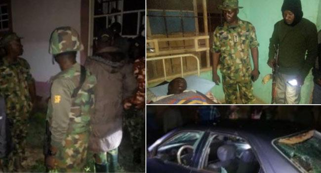 Kaduna Security: Troops Avert Bandits Attack In Zangon Kataf