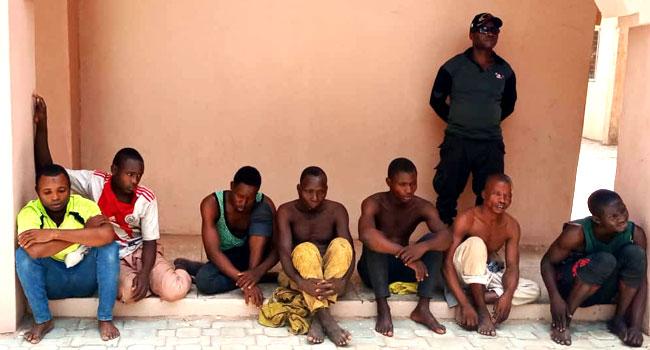 Police Arrest 15 Suspects For Violent Protest On Zamfara Highway