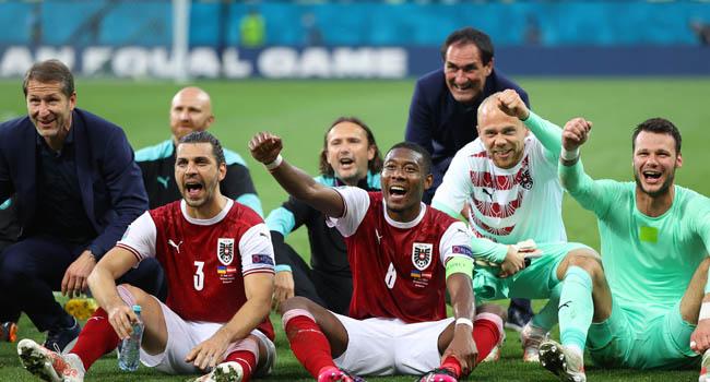 Austria Beat Ukraine To Reach Euro 2020 Knockout Phase