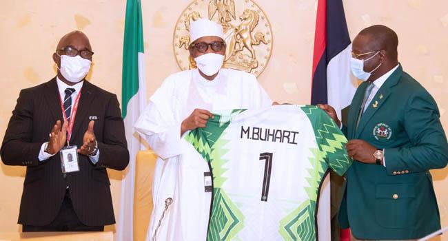 Nigeria Football Needs Better Organisation To Rival Europe, Says Buhari