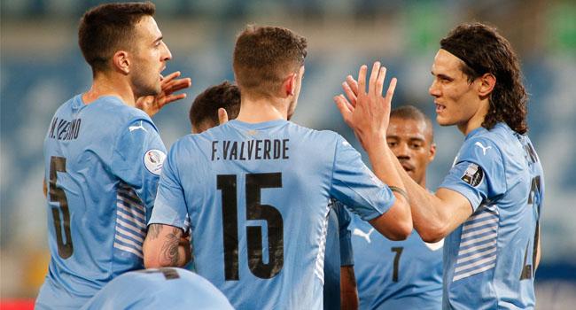 Cavani Scores As Uruguay Record First Win In 2021 Copa America