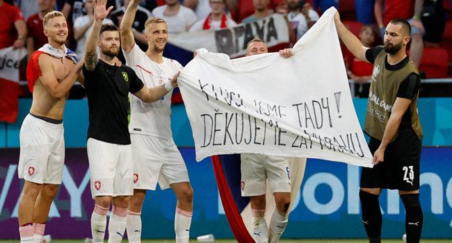 Czechs Upset 10-Man Netherlands To Reach Euro 2020 Quarter-Finals