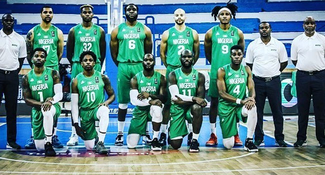 Football-Crazy Nigeria Aims For Olympic Glory In Basketball