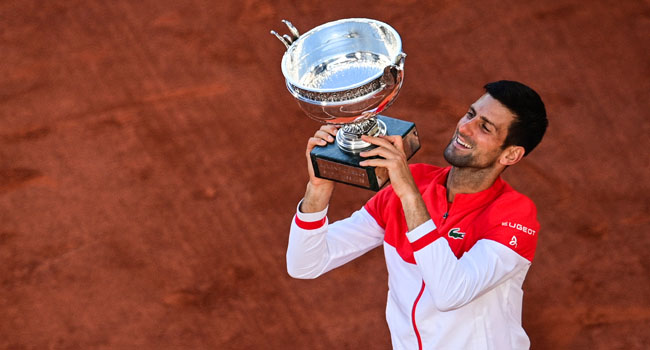 Djokovic Wins 2021 French Open, Claims 19th Grand Slam Title