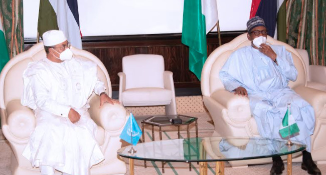 Insecurity: Buhari Calls For Collaboration Among West African Countries