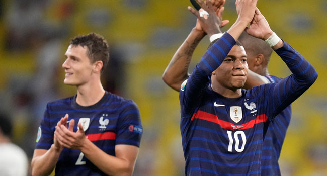 France Off To Winning Start At Euro 2020 With Victory Over Germany