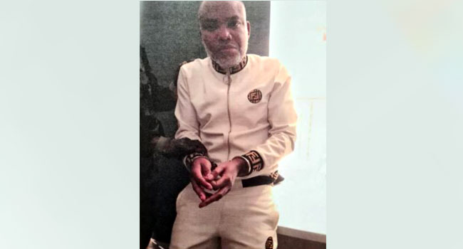 Nnamdi Kanu Will Be Given A Fair Trial, FG Assures