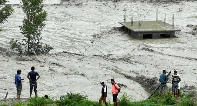 One Dead, Seven Missing In Nepal Monsoon Flood
