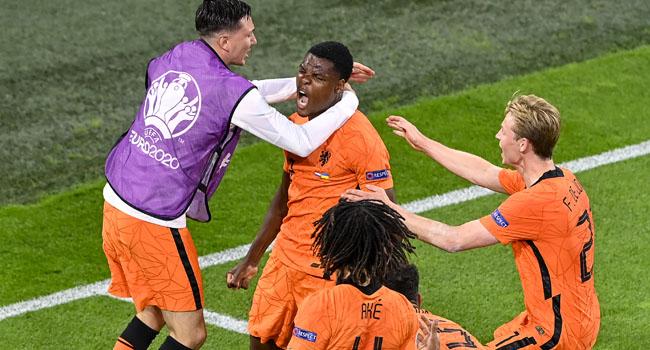 Netherlands Defeat Ukraine In Five-Goal Euro 2020 Thriller