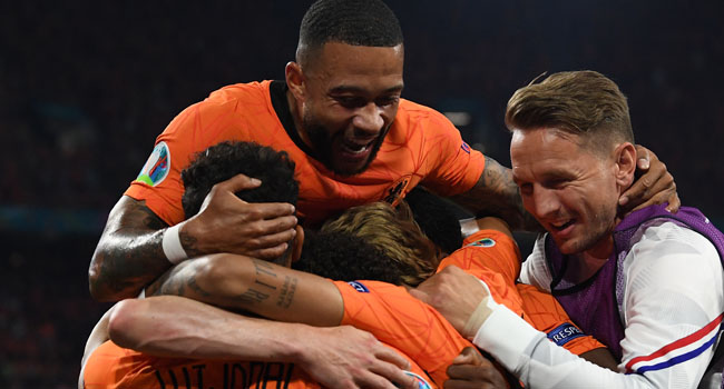 Euro 2020: Netherlands See Off David Alaba's Austria To Book Place In Last 16