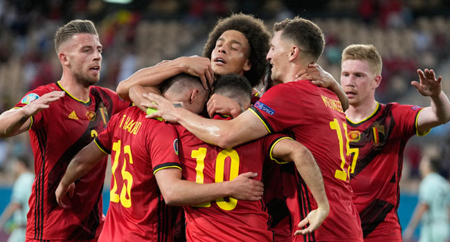 Portugal Crash Out Of Euro 2020 After Defeat To Belgium – Channels  Television
