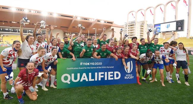 Ireland, France, Russia Seal Rugby Sevens Olympic Qualification