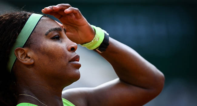 Serena Williams Fails In Latest 24th Grand Slam Bid, Crash Out Of French Open