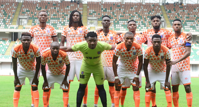 NPFL 21: Just One Point For Akwa United To Become Champions