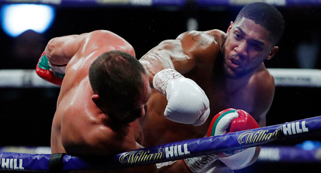Joshua To Defend Heavyweight Titles Against Usyk In London