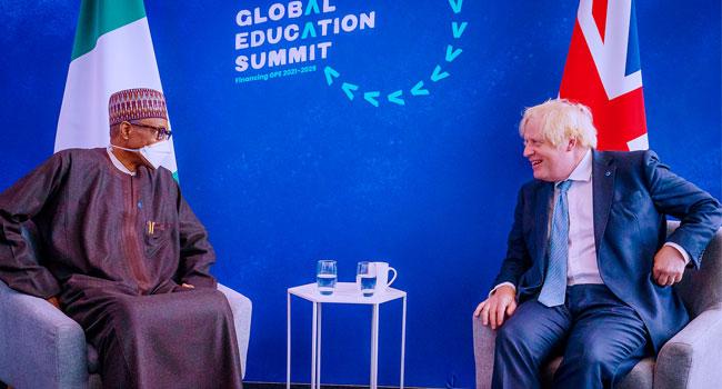 Terrorism War: We Are Available To Help, Boris Johnson Tells Buhari