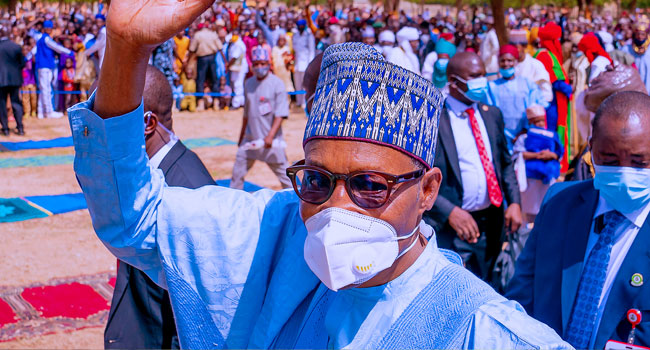 I Was Surprised To Hear Only 2.5 Per Cent Of Arable Land In Nigeria Is Being Cultivated – Buhari