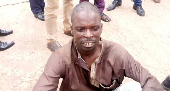 Operatives Arrest Wanted 'Notorious Bandit' Bello Galaduma In Sokoto