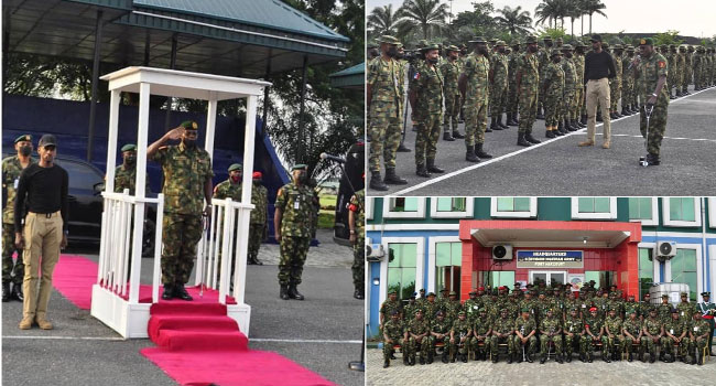Be Professional And Competent, COAS Urges Troops
