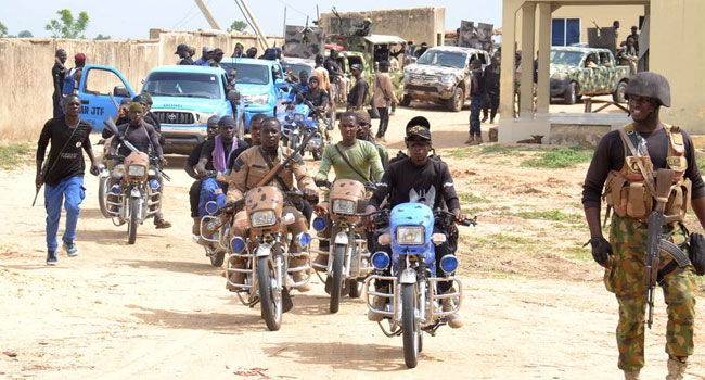 Troops Capture Boko Haram Logistics Suppliers, Recover Items