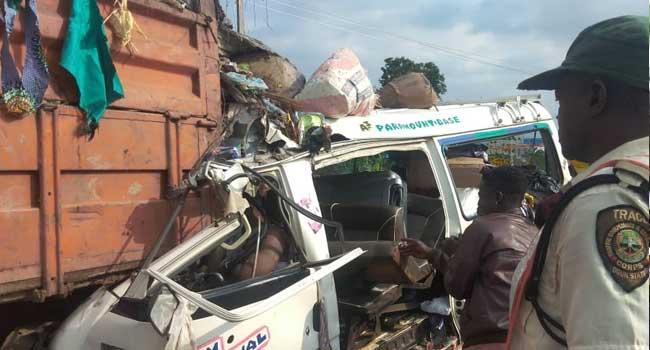 13 Die, 12 Injured In Ogun Road Accident