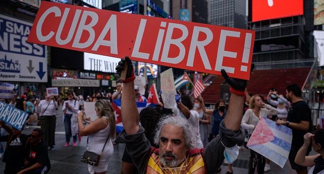 Cuba Restores Internet Access After Protests, But Not Social Media