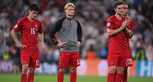 'Bitter' Defeat Ends Denmark's Dream After Emotional Euro 2020 Ride
