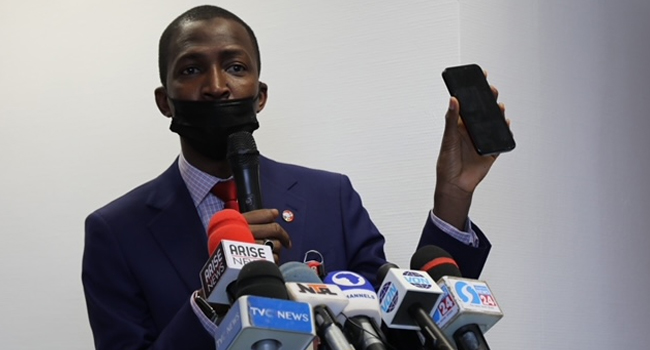 EFCC Launches 'Crime-Fighting' Mobile App