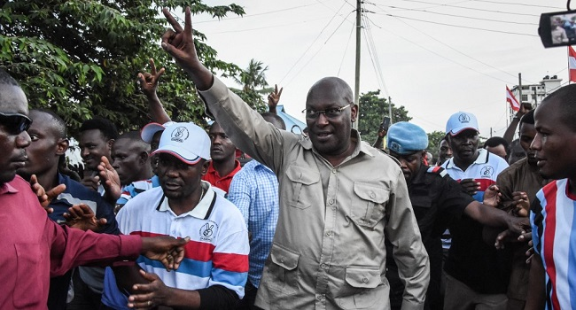 Leader Of Tanzania's Main Opposition Party Arrested