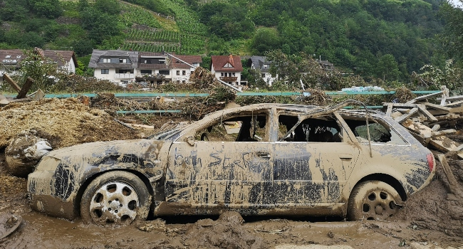 Germany Floods Death Toll Hits 169