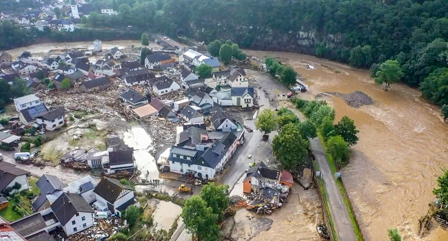 Storms Leave At Least 19 Dead, Several Missing In Germany