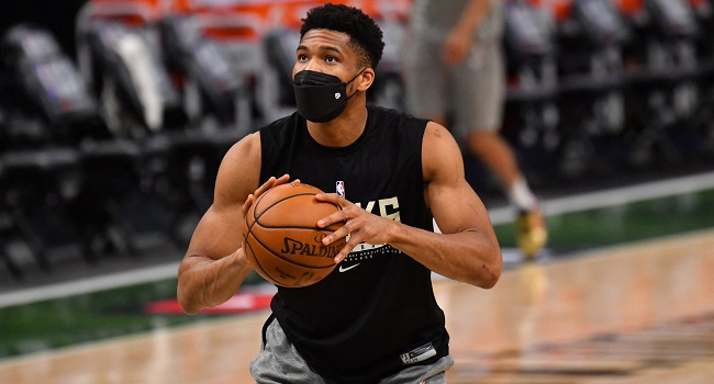 Giannis Antetokounmpo Beat Language Barrier To Be Vocal Leader