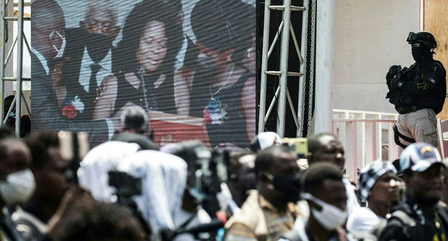 US Names Special Envoy To Help Haiti Recover, Organize Elections