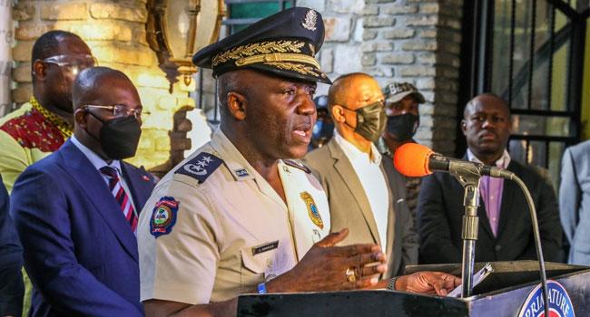 Haitian Police Arrest Alleged Mastermind Of President's Murder