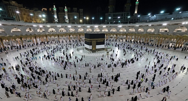 Saudi Arabia Stages Second Scaled-Down Hajj Of COVID-19 Era