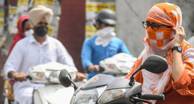 Tens Of Millions Sizzle In India's Severe Heatwave