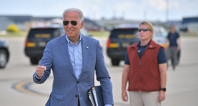 Biden Marks 'Independence' From COVID, But Pandemic Woes Persist