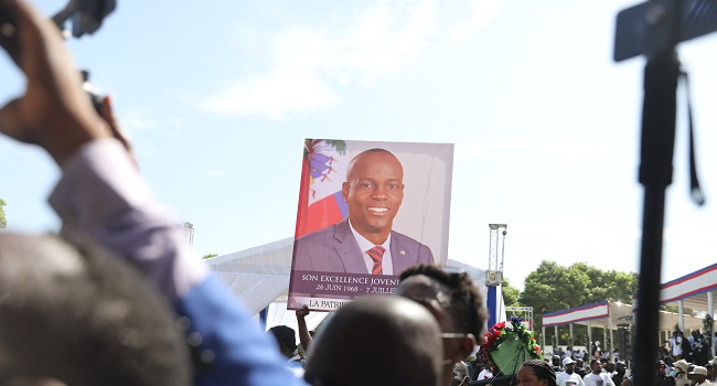 Haitian Presidential Security Chief Arrested Over Assassination