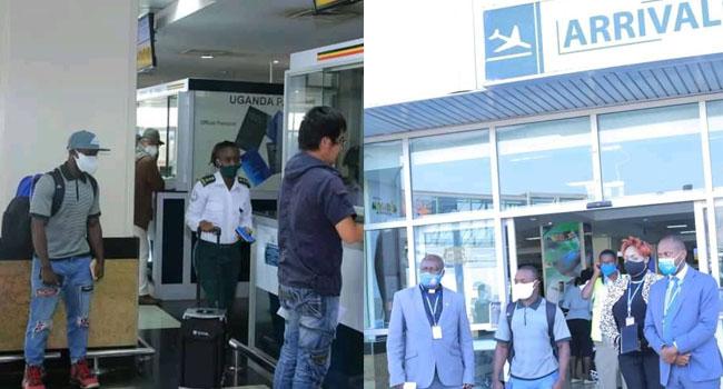 Ugandan Weightlifter Who Went Missing In Japan Deported