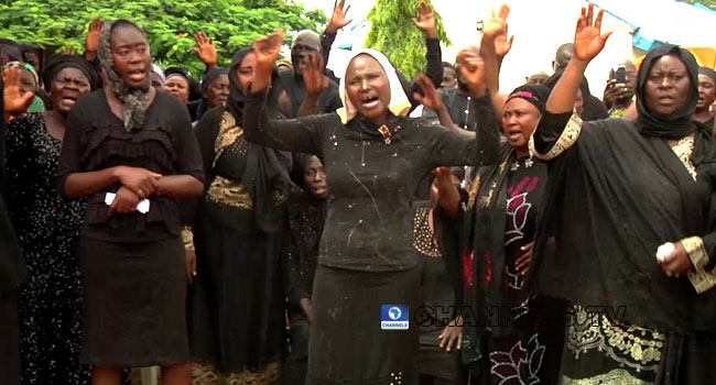 Kaduna School Abduction: Parents Hold Prayers For Release Of Children