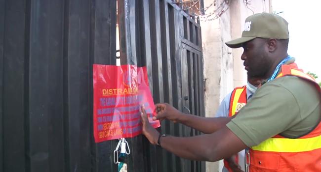 Kaduna Revenue Service Seals Hotels, Hospital Over N22m Tax Liabilities